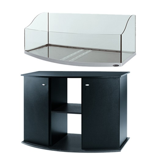 offre kit aquarium et meuble noir jamaica 110 scenic ferplast. Black Bedroom Furniture Sets. Home Design Ideas