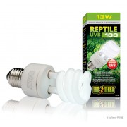 Ampoule Exo Terra - Reptile uvb 100 5.0 13w