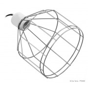 Support de lampe jusqu'à 250w Wire Light Exo Terra