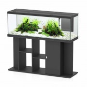 Ensemble aquarium + meuble Style LED 150 - 296 L - Noir