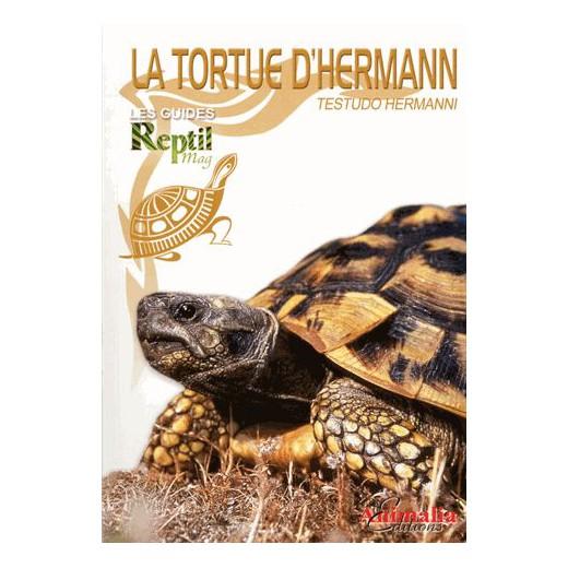 Livre : La Tortue d'Hermann - Testudo hermanni boettgeri