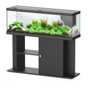 Ensemble aquarium + meuble Style LED 120 - 216 L - Noir