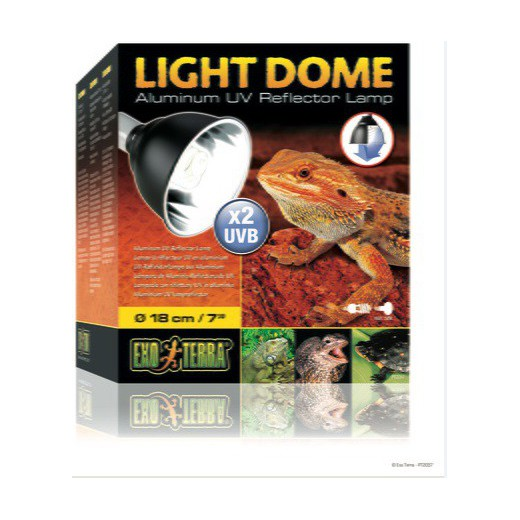 Support de lampe 18cm Light Dome Exo Terra
