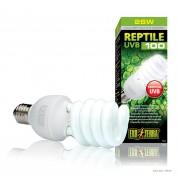 Ampoule Exo Terra - Reptile uvb 100 5.0 25w