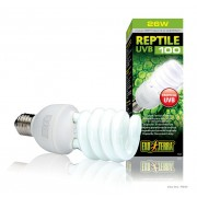 Ampoule Exo Terra - Reptile uvb 100 5.0 26w