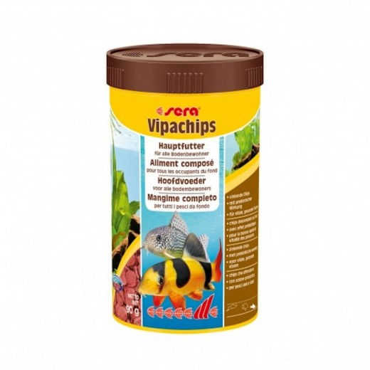 Vipachips - Aliment poissons exotiques