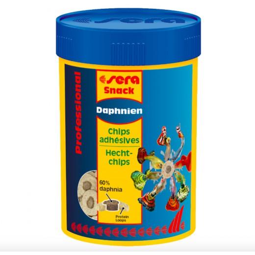 Chips adhésives Professional Daphnien Snack pour crevettes