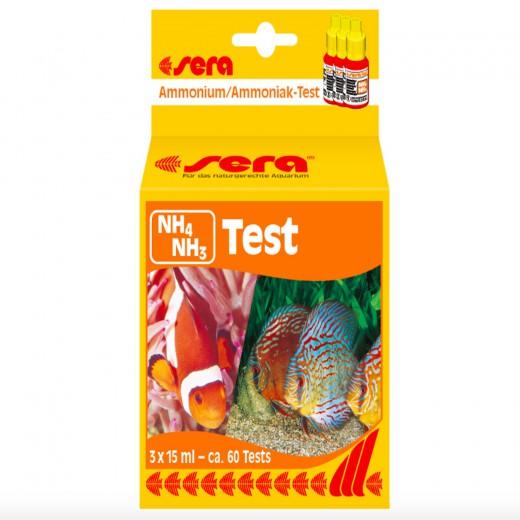 Test NH4/NH3 - Analyse du chlore en aquarium