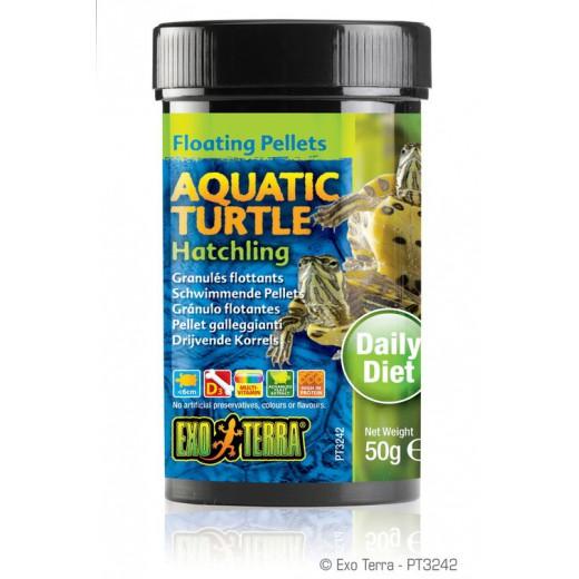 Nourriture flottante Aqua baby Exo Terra, 50gr