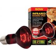 Lampe Exo Terra infrared basking spot 50w