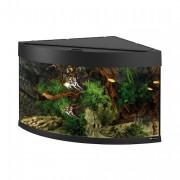 Aquarium DUBAI CORNER 90 BLACK - 180 L