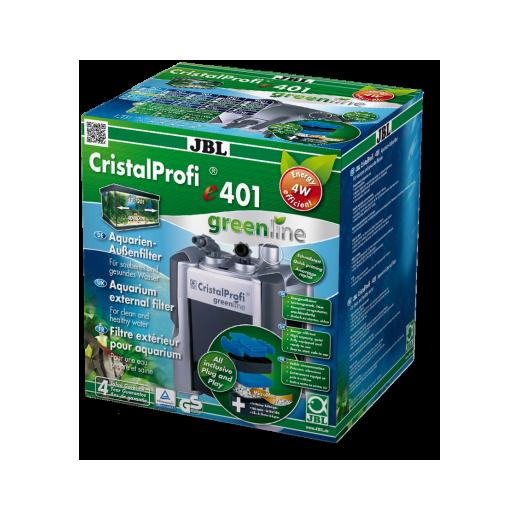 Filtre extérieur JBL CristalProfi e401 greenline