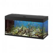 Aquarium DUBAI 100 Noir, blanc, acajou ou gris - 190 L