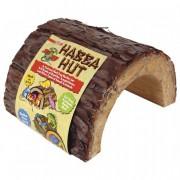 Cachette bois Habba Hut XXL 28x24x14cm