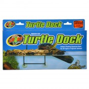 Terrasse flottante pour tortue d'eau turtle dock, medium