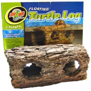 Bûche flottante pour tortue d'eau Floating turtle log