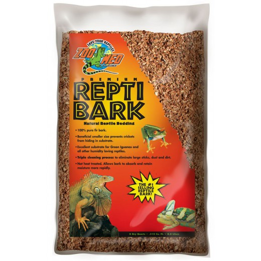 Substrat Repti bark 8 L - Zoomed