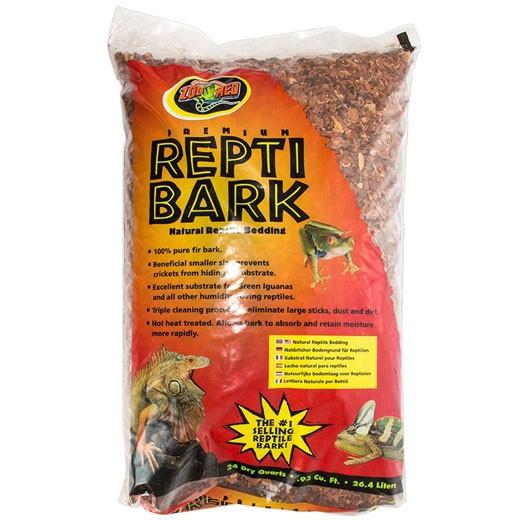 Substrat Repti bark  26 L - Zoomed
