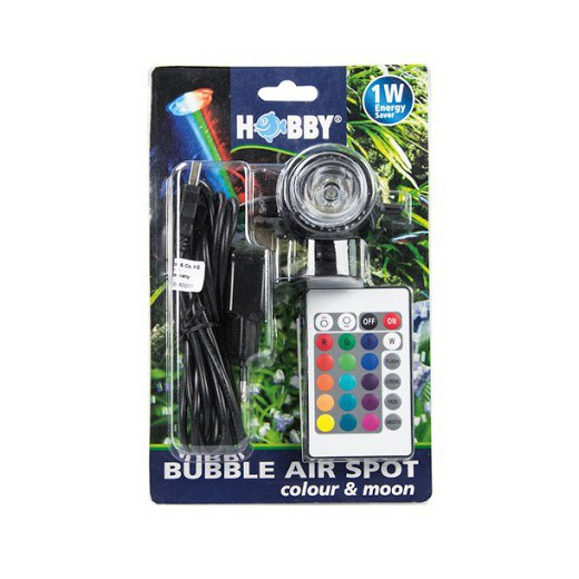 "'Diffuseur d''air à led ""Bubble air spot"" Hobby, multicolor'"