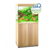 Ensemble aquarium LIDO 120 LED (2x12w) CHENE CLAIR  JUWEL