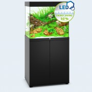 Ensemble aquarium LIDO 200 LED (2x14w) CHENE CLAIR  JUWEL