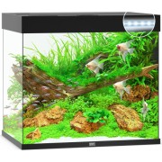 Aquarium LIDO 200 LED (2x14w) NOIR  JUWEL