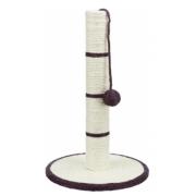 Poteau griffoir 50 cm avec pompon