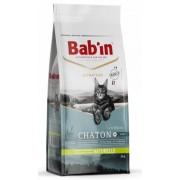 Babin - Croquette chaton Poulet 2kg