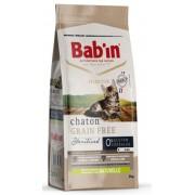 Babin - Croquette chaton Grain free Poulet 2kg