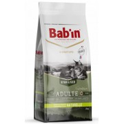 Babin - Croquettes chat adulte Canard
