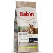 Babin - Croquettes chat adulte Grain free Poulet