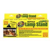 Support de lampe pour terrarium