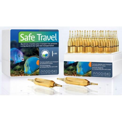 Safe Travel - Bactéries pour le transport - 30 ampoules