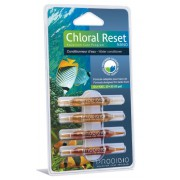 Chloral Reset - Conditionneur d'eau - 4 ampoules