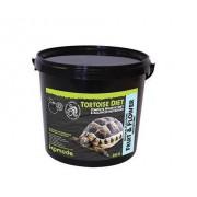 Komodo Tortoise Diet, goût fruit & fleur 2kg