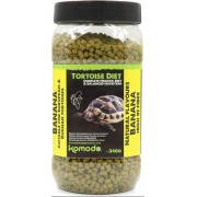 Komodo tortoise diet, goût banane 340g