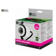 Reptile Systems - Support Ceramic Lamp Holder E27 pour Reptiles - 200W