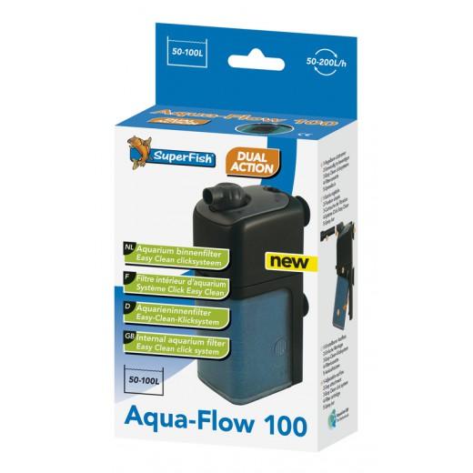 """Filtre intérieur """"Aquaflow 100"""", 200 l/h"""
