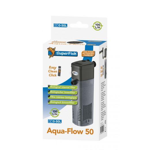"""Filtre intérieur """"Aquaflow 50"""", 100 l/h"""