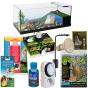 Kit basic verre 80 pour tortue d'eau