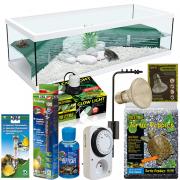 Kit Tortum 100 Blanc pour tortue d'eau