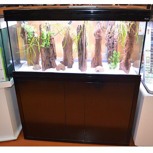 Aquarium et meuble Fusion 240 noir