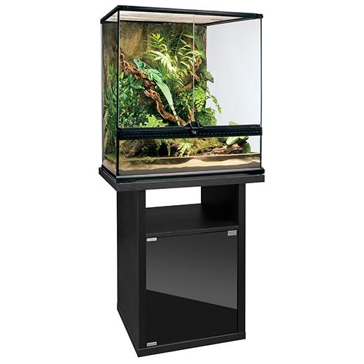 Offre kit terrarium 60x45x60cm meuble cabinet exo terra - Terrarium meuble ...
