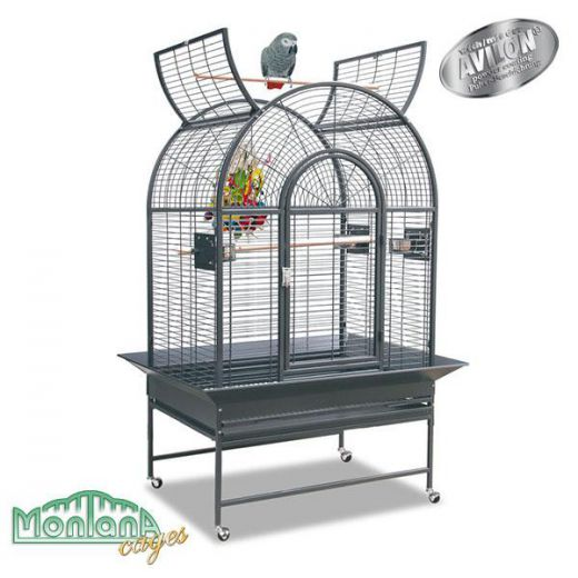 Cage Manhattan Anthracite