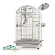 Cage Castell Dome Platinium