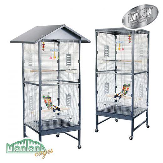 Cage Villa casa 60 Antik/Platinum