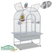 Cage Manhattan Platinium (gris clair)