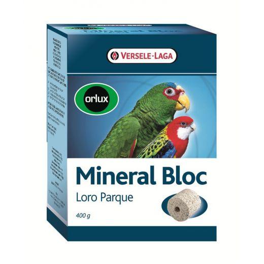 Bloc Mineral 400 gr. - brique à picorer