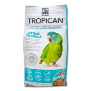 Aliment granulés extrudés Tropican granulés perroquet 820 gr.