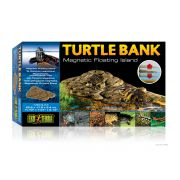 "Plage mobile pour tortue d'eau ""turtle bank Exo Terra"", medium"
